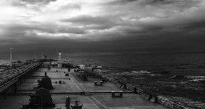 Καλό μήνα απο τον χειμωνιάτικο και βροχερό νότιο Ατλαντικό ωκεανό!