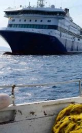 Ο επαγγελματισμός του πληρώματος του Blue Star Patmos και οι Ελληνάρες που έχουν άποψη για όλα