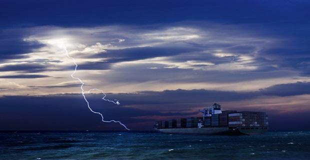 Έρευνα: Οι εκπομπές των πλοίων κάνουν τις καταιγίδες πιο έντονες