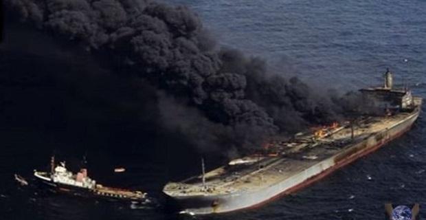 Τα επτά χειρότερα ατυχήματα με πετρελαιοφόρα στον κόσμο!