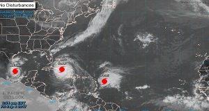 Η Katia η Irma και ο Jose που έρχεται φουριόζος! Βράζει ο Κόλπος του Μεξικου
