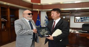 Διμερής ναυτιλιακή συνεργασία Ελλάδας – Ιαπωνίας