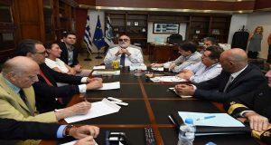 Σύσκεψη για την εξέλιξη των αποφοίτων ΕΠΑΛ – Ναυτικού Τομέα