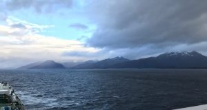 Strait of Magellan…