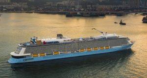 Ακύρωση των κρουαζιέρων της στην Τουρκία και αντικατάσταση τους με επισκέψεις σε ελληνικά νησιά αποφάσισε η Royal Caribbean