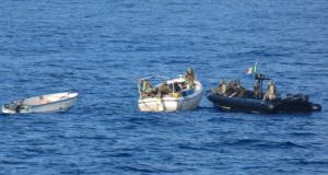 Συλλήψεις μετά από πειρατική απόπειρα στην Σομαλία