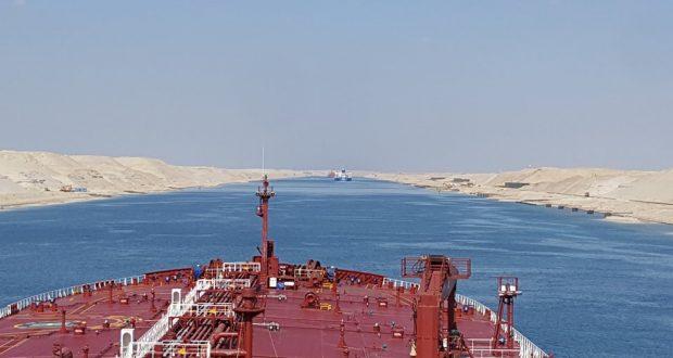 Suez Canal…