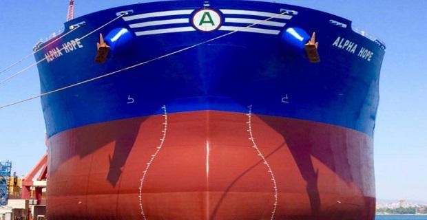 Τέσσερα νέα νεότευκτα πλοία στον στόλο της Alpha Bulkers