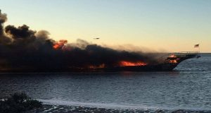 Μια νεκρή από πυρκαγιά σε μεταφορικό σκάφος πλωτού καζίνο στην Φλόριντα