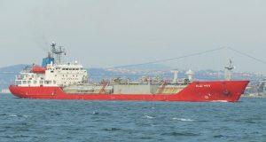 Βλάβη σε πλοίο μεταφοράς LPG στον Βόσπορο