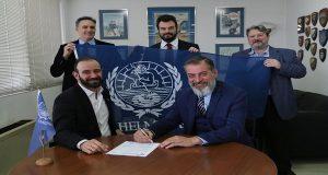 Η HELMEPA υποδέχεται τα νέα μέλη της, τη Royal Caribbean Cruises Ltd και πλοία της