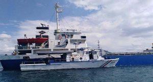 Πλήρωμα πλοίου απωθεί πειρατές με καυτό νερό