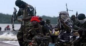 Πειρατές επιχείρησαν ξανά έφοδο στον Κόλπο της Γουινέας