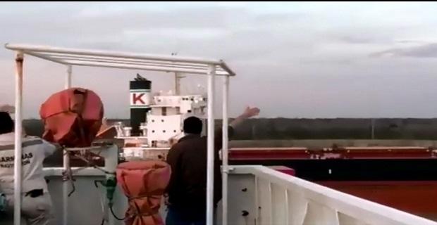 Όταν δύο Χιώτες συναντιούνται στον ποταμό Μισισιπή [βίντεο]