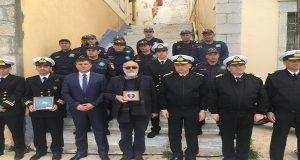 Eπίσκεψη του Υπουργού Ναυτιλίας στη Σύμη και στην Στρογγυλή