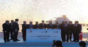 Τουρκία: Ξεκινά να λειτουργεί η δεύτερη πλωτή μονάδα LNG