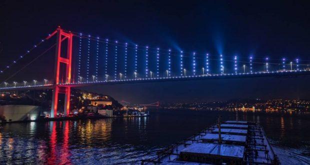 Έξω από την Κωνσταντινούπολη στα στενά του Βόσπορου!