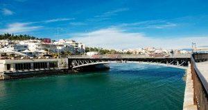 Κλείνει η γέφυρα του Πορθμού Ευρίπου