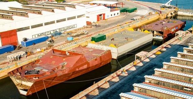 Το μεξικανικό ναυτικό και η Damen συνεργάζονται στο πιο προηγμένο τεχνολογικά πλοίο στη Λατινική Αμερική