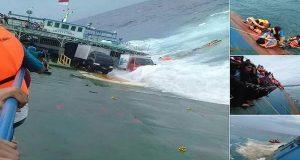 Περισσότεροι από 30 νεκροί από ναυάγιο επιβατηγού πλοίου [Βίντεο]