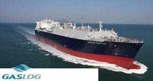 Παραγγελία δύο LNG στο ναυπηγείο SHI για την GasLog