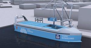 Το πρώτο αυτόνομο και ηλεκτρικό πλοίο στον κόσμο είναι ένα βήμα πιο κοντά στο να γίνει πραγματικότητα