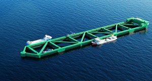 Rolls-Royce: Παραδίδει τεχνολογία για καινοτόμο φάρμα και μεταφορά ζωντανών αλιευμάτων