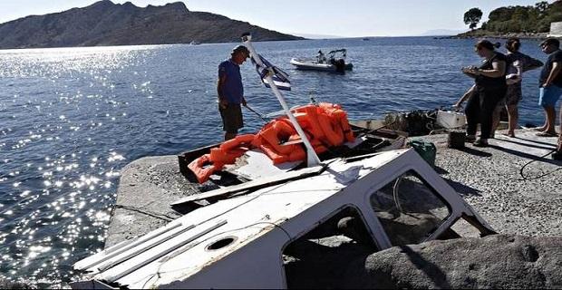 Στο αρχείο η υπόθεση του ναυτικού δυστυχήματος στην Αίγινα που στέρησε τη ζωή σε τέσσερα άτομα!