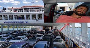 Καταγγελία που εξοργίζει: Παγιδευμένος σε αναπηρικό καροτσάκι στο γκαράζ ferryboat