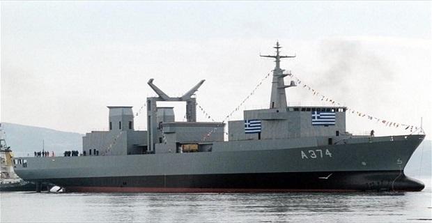 Θερμή υποδοχή από τις αιγυπτιακές αρχές για το ελληνικό πολεμικό πλοίο «ΠΡΟΜΗΘΕΥΣ»