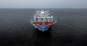 Σύγκρουση πλοίου μεταφοράς κοντεινερ με αλιευτικό