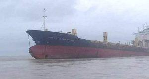 Πλοίο φάντασμα μήκους 177 μέτρων προσάραξε στις ακτές της Μιανμάρ