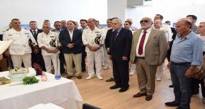 Η οικογένεια Ηλιόπουλου δώρισε Προσομοιωτή Γέφυρας στην ΑΕΝ Ασπροπύργου