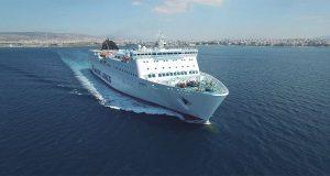 ΑΝΕΚ: Το «Έλυρος» στη γραμμή Πειραιάς – Χανιά