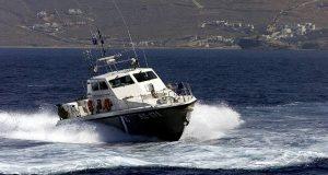 Προς το Βόλο ρυμουλκείται το φορτηγό πλοίο που παρουσίασε μηχανική βλάβη