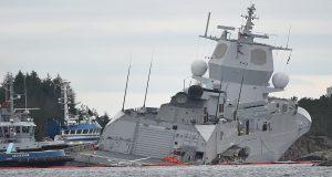 Ανακοίνωση της Tsakos Columbia Management σχετικά με την σύγκρουση του δεξαμενόπλοιου με την φρεγάτα