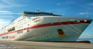 Ηγουμενίτσα: Ελαφρά πρόσκρουση του «Cruise Europa» στην προβλήτα