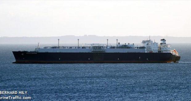 Το LNG «GASLOG SARATOGA» μήκους 285 μέτρων προσάραξε στην Κρήτη [βίντεο+φωτο]