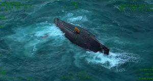 ΒΙΝΤΕΟ: Δραματική διάσωση ψαράδων από αναποδογυρισμένο αλιευτικό σκάφος