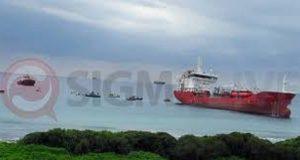 Έκρηξη σε τάνκερ που μεταφέρει υγραέριο στην Κύπρο [βίντεο]