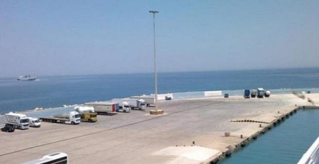 Εγκαίνια της πρώτης υποδομής ηλεκτροδότησης πλοίων στην Ανατολική Μεσόγειο στο λιμάνι της Κυλλήνης την Πέμπτη 20 Δεκεμβρίου 2018