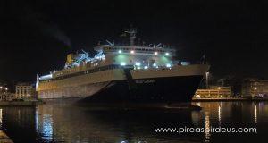 Τραυματίστηκε ναυτικός στο πλοίο «Blue Galaxy»