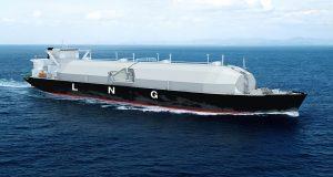 Παράδοση LNG τεχνολογίας με ένα νέο Aframax design