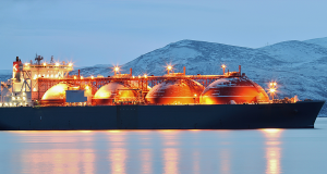 Αυξήθηκαν οι ελληνικές ναυτιλιακές εταιρείες με πλοία LNG