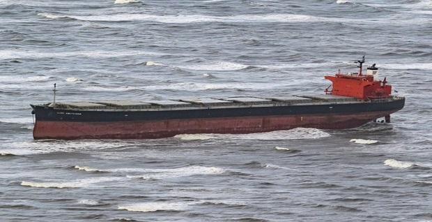 Σύγκρουση Ι/Φ σκάφους με φορτηγό πλοίο στον Πειραιά