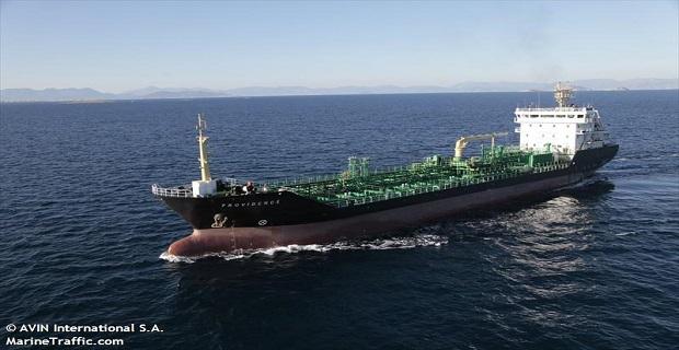 Απαγόρευση απόπλου δεξαμενόπλοιου στην Καβάλα