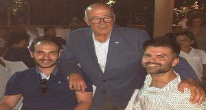Δεξίωση προς τιμήν των Ναυτικών του παρέθεσε ο Όμιλος Εταιριών Τσάκου στη Χίο