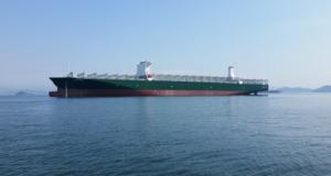 TRITON: Το μεγαλύτερο πλοίο που διέσχισε ποτέ τη Διώρυγα του Παναμά
