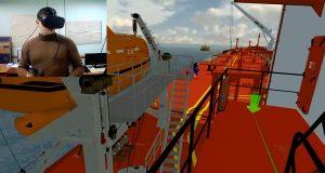 Η πιο ολοκληρωμένη και καινοτόμος εκπαίδευση εικονικής πραγματικότητας για τους ναυτικούς