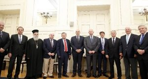 Αθ. Μαρτίνος: Ορκίστηκε νέος πολιτικός διοικητής του Αγίου Όρους